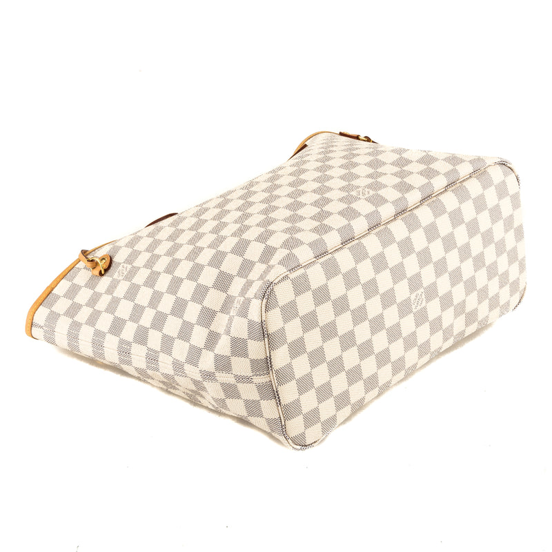 Louis Vuitton Damier Azur Neverfull MM (3952025)