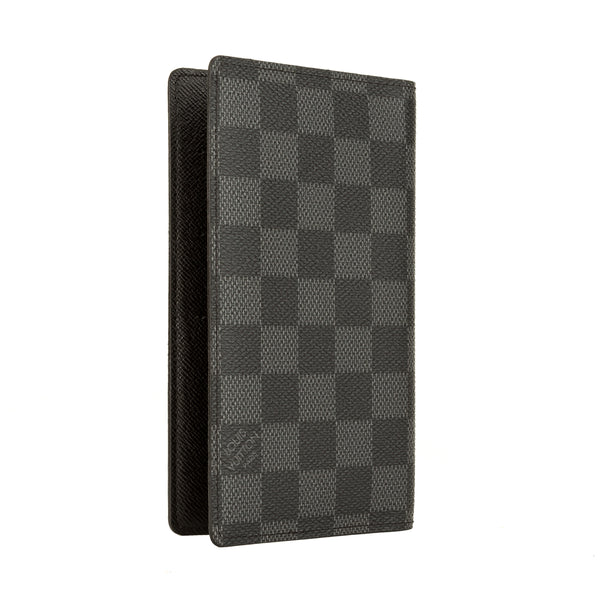 Louis Vuitton Damier Graphite Pocket Agenda Cover (3953005)
