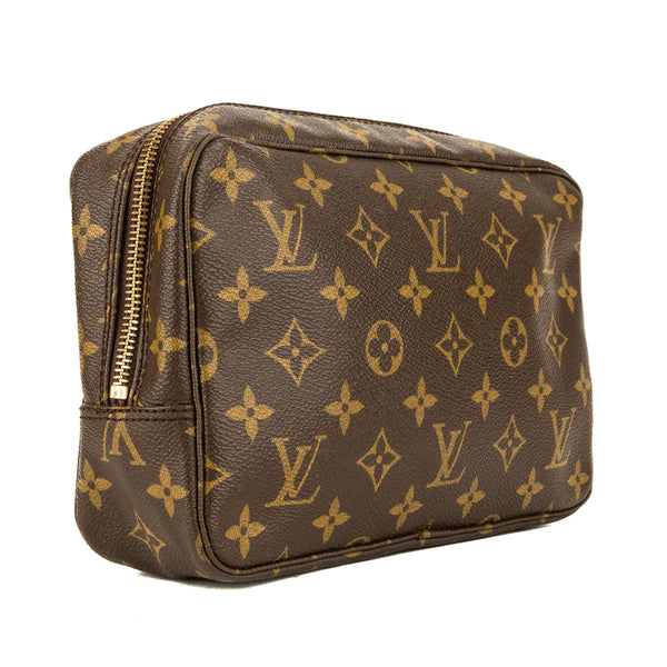 Louis Vuitton Monogram Trousse Toilette 23 (3953022)