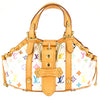 Louis Vuitton White Monogram Multicolore Theda PM (3953023)