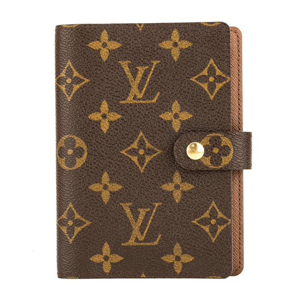 Louis Vuitton Monogram Agenda PM Cover (3953031)
