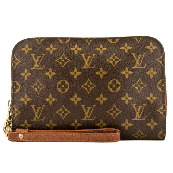 Louis Vuitton Monogram Orsay Clutch (3955021)