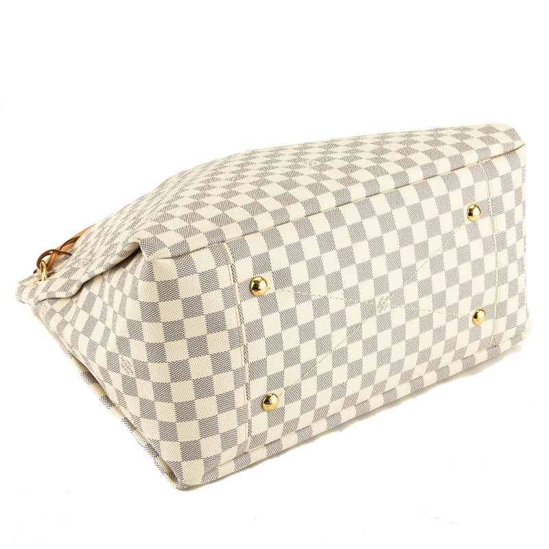 Louis Vuitton Damier Azur Artsy MM (3955034)