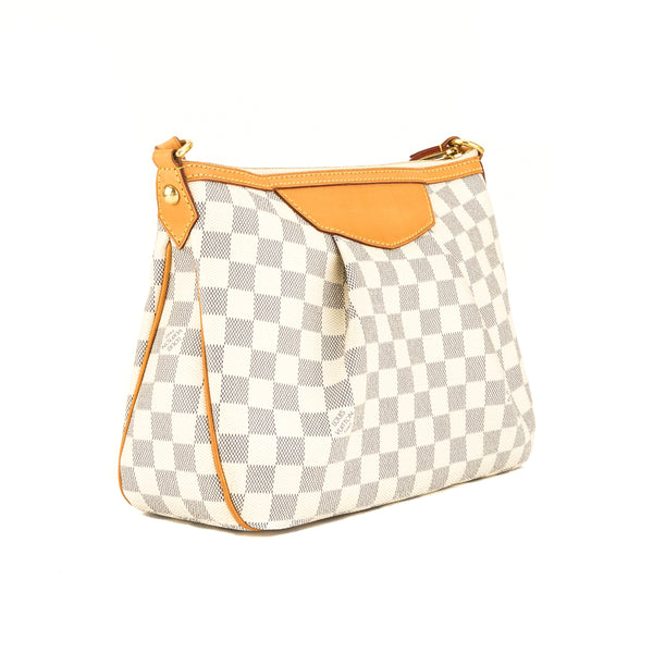 Louis Vuitton Damier Azur Siracusa MM (3955037)