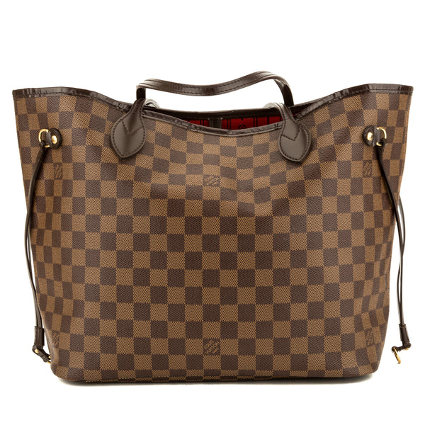 Louis Vuitton Damier Ebene Neverfull MM (3956001)