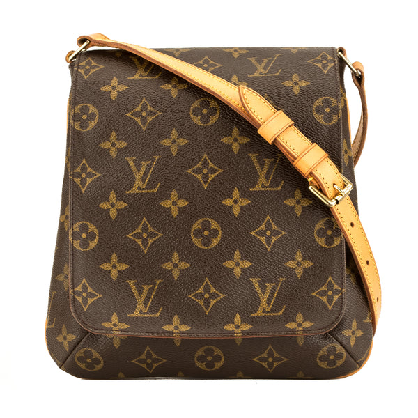 Louis Vuitton Monogram Musette Salsa Short Strap (3956004)