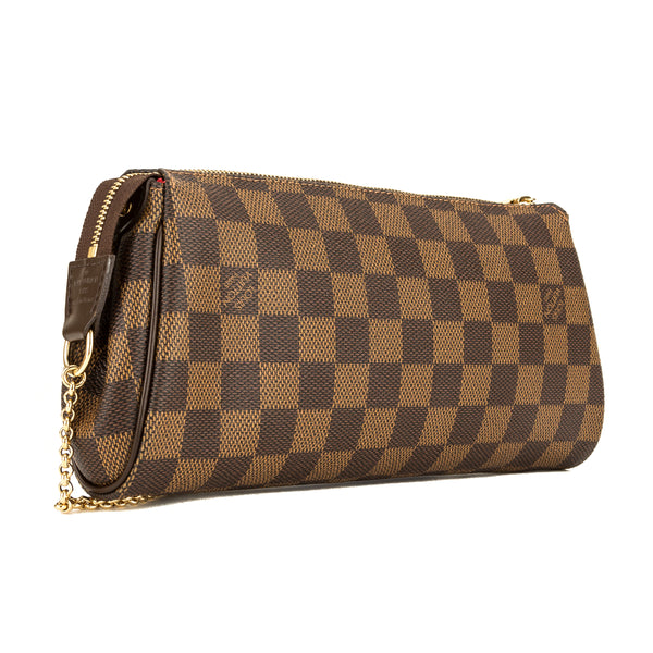 Louis Vuitton Damier Ebene Eva Bag (3957001)