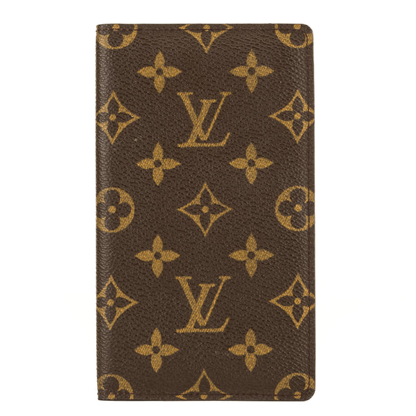 Louis Vuitton Monogram Pocket Agenda Cover (3957007)