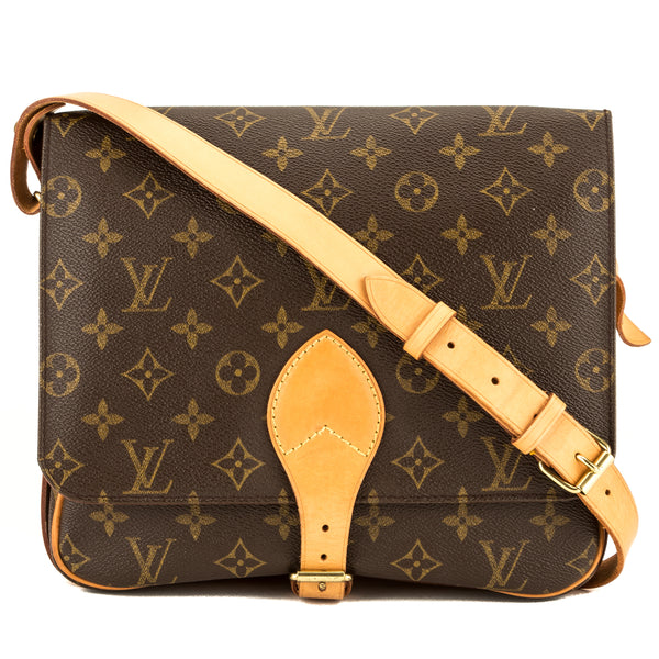 Louis Vuitton Monogram Cartouchiere GM (3962005)