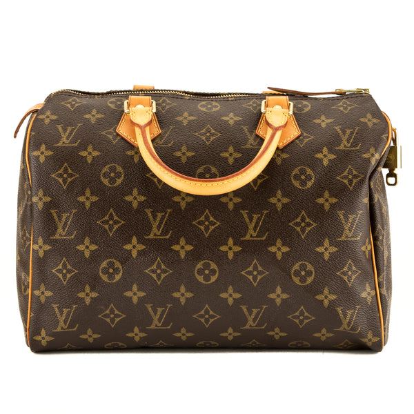 Louis Vuitton Monogram Speedy 30 (3963009)