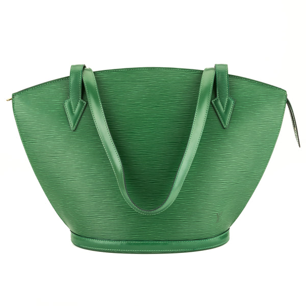 Louis Vuitton Borneo Green Epi Saint Jacques GM (3964005)