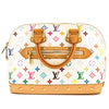 Louis Vuitton White Monogram Multicolore Alma (3964036)