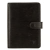 Louis Vuitton Noir Epi Z Fonctionnel Agenda PM Cover (3964043)