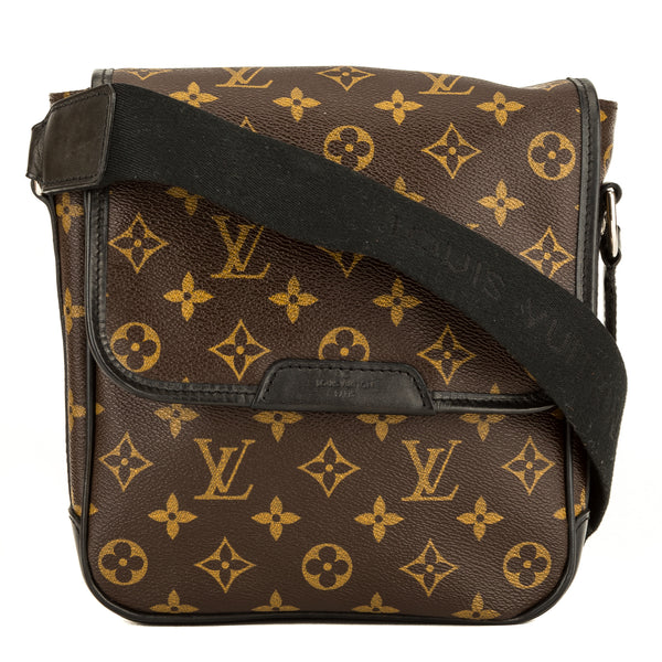 Louis Vuitton Monogram Macassar Bass PM (3965027)