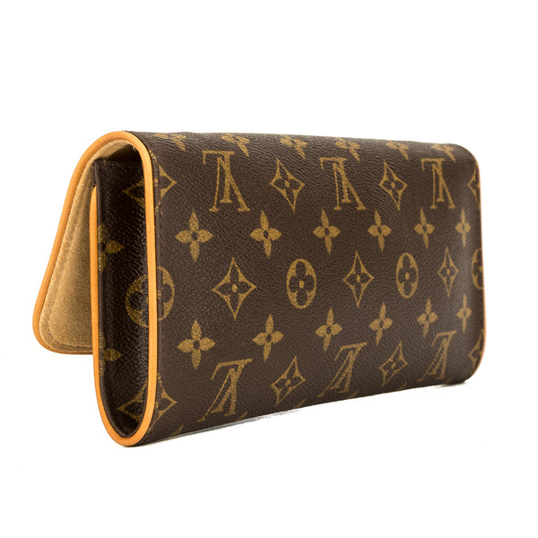 Louis Vuitton Monogram Pochette Twin GM (3965049)