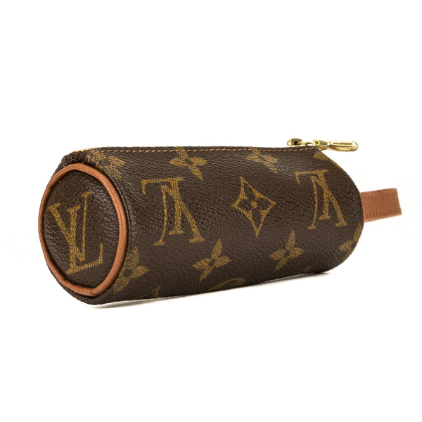 Louis Vuitton Monogram Golf Ball Case (3965055)