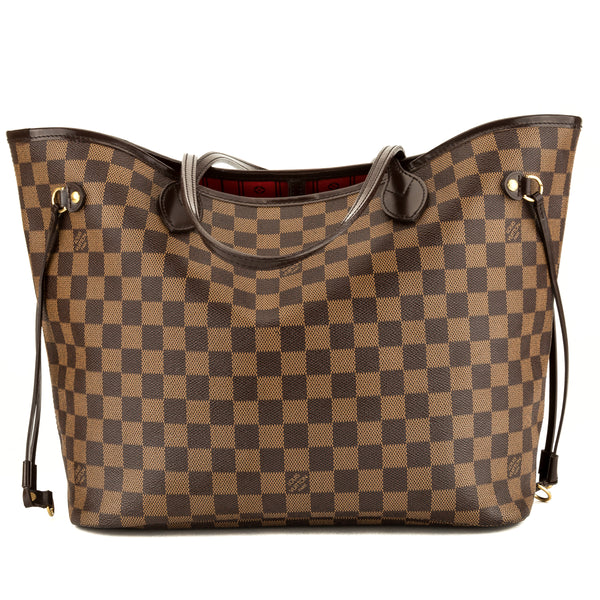 Louis Vuitton Damier Ebene Neverfull MM (3967022)