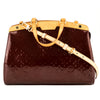 Louis Vuitton Amarante Monogram Vernis Brea MM (3969004)