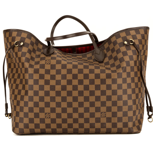 Louis Vuitton Damier Ebene Neverfull GM (3972016)