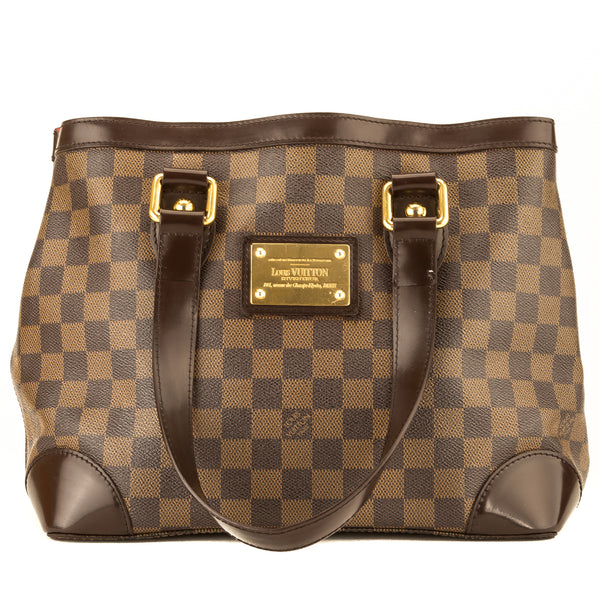 Louis Vuitton Damier Ebene Hampstead PM (3972023)