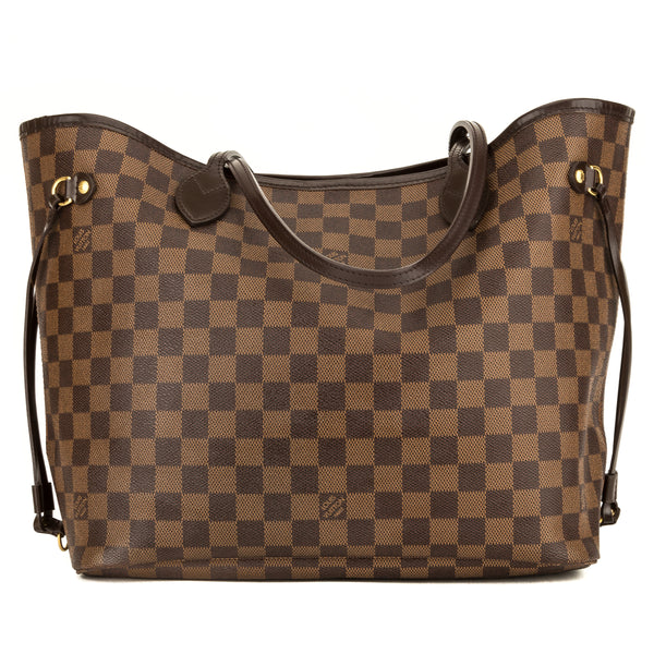 Louis Vuitton Damier Ebene Neverfull MM (3979015)