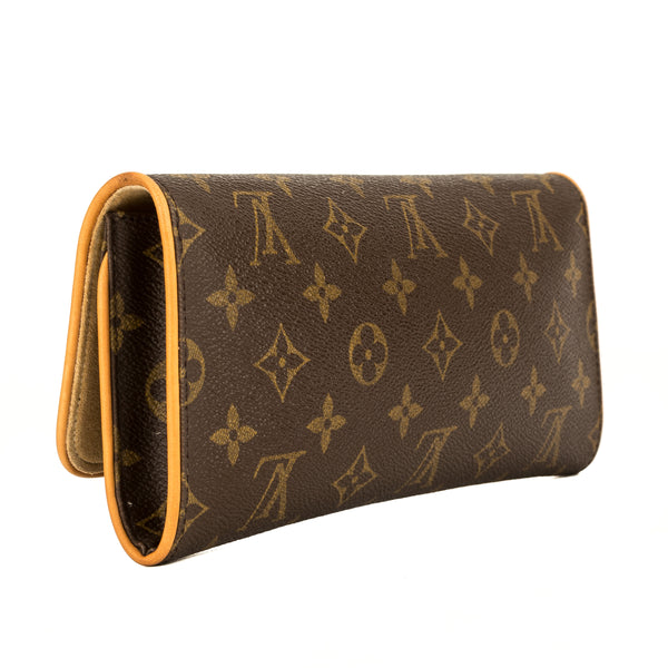 Louis Vuitton Monogram Pochette Twin GM (3979021)