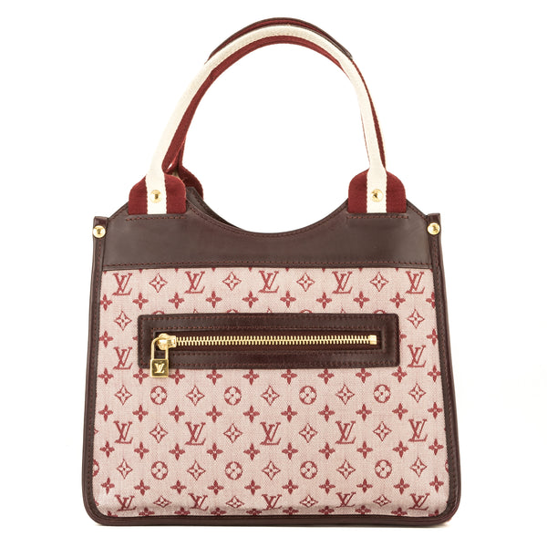 Louis Vuitton Cerise Monogram Mini Lin Sac Kathleen (3982018)