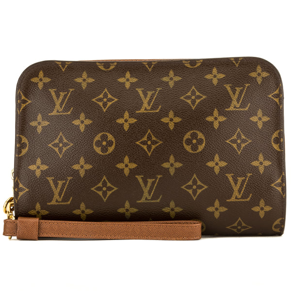 Louis Vuitton Monogram Orsay Clutch (3985004)