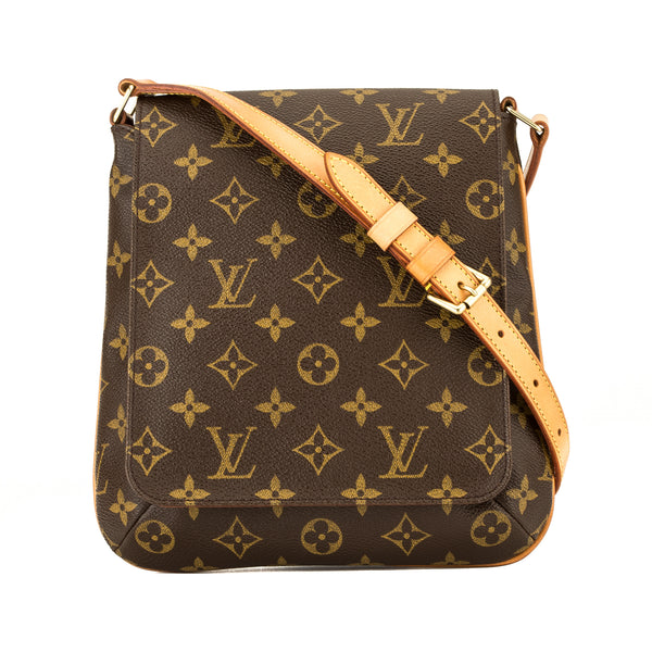 Louis Vuitton Monogram Musette Salsa Short Strap (3986008)