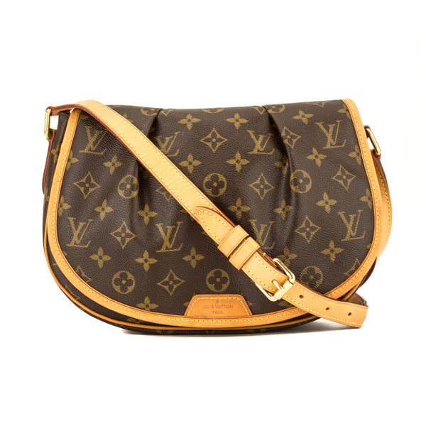 Louis Vuitton Monogram Menilmontant PM (3991010)
