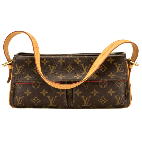 Louis Vuitton Monogram Viva Cite MM (3995011)