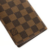 Louis Vuitton Damier Ebene Pocket Agenda Cover (4013007)