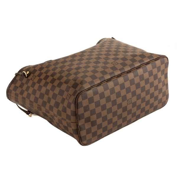 Louis Vuitton Damier Ebene Neverfull MM (4021011)