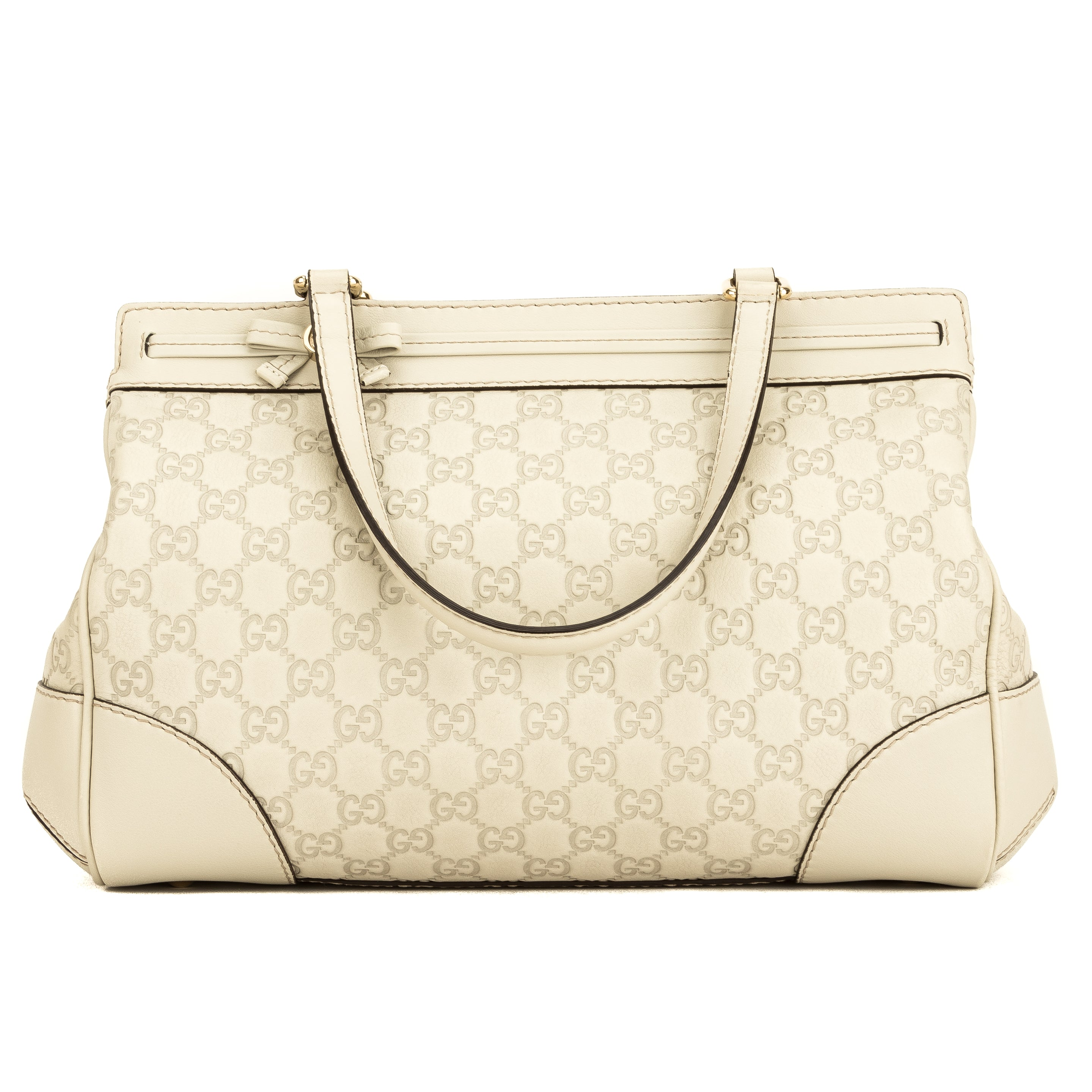 be0ee85d6795 Gucci Beige Mayfair Guccissima Tote Bag (4047013) - 4047013   LuxeDH