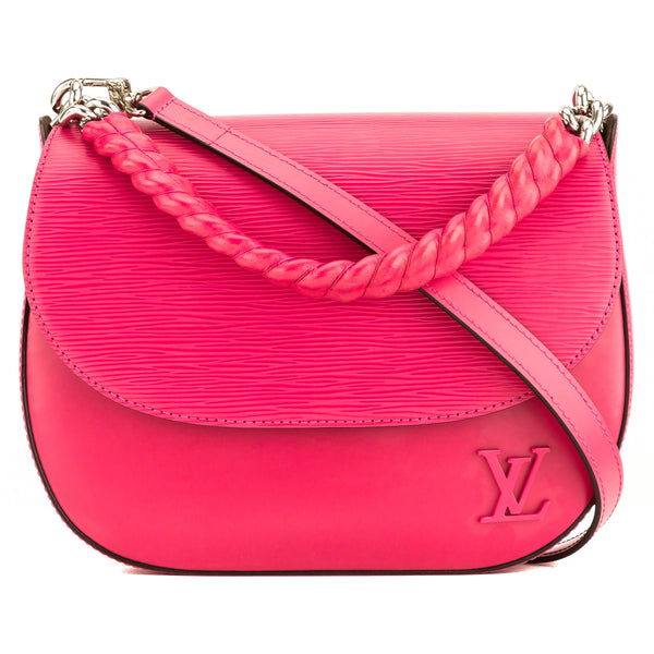 Louis Vuitton Hot Pink Epi Luna (4070017)