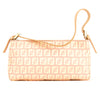 Fendi Pink/Yellow Small Zucchino Pochette (4079005)