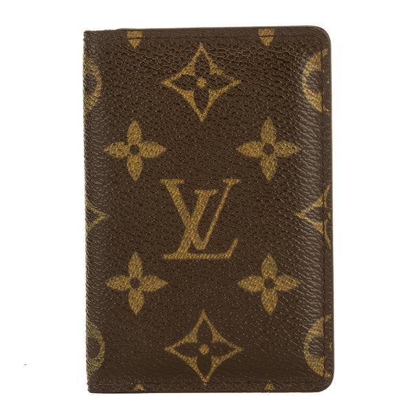 Louis Vuitton Monogram Pocket Organiser (4082023)