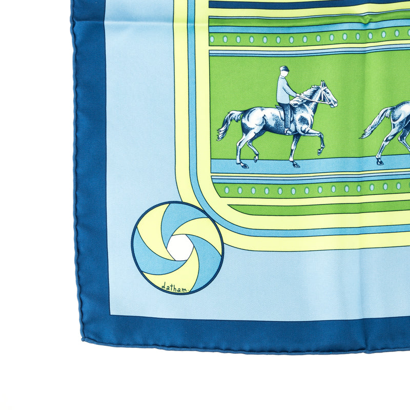 Hermes Silk Sequences Scarf (4084006)