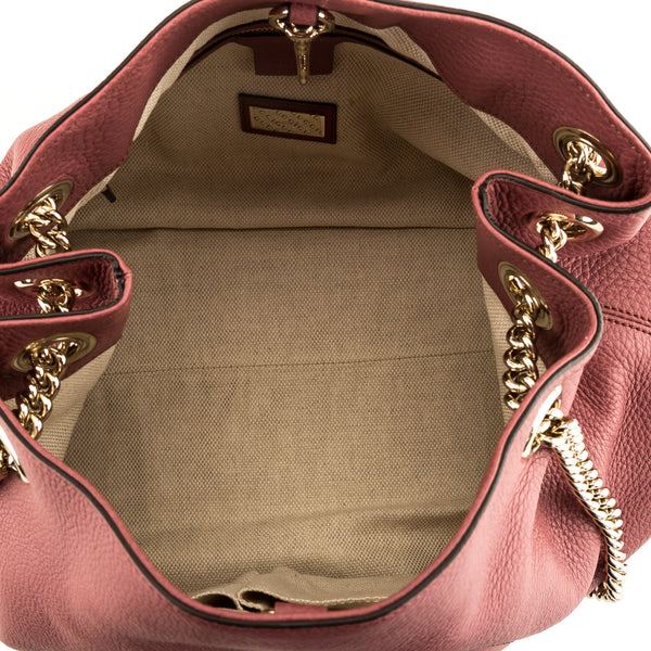 Gucci Rose Soho Shoulder Bag (4094038)