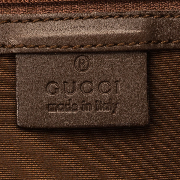 Gucci Brown/Pink GG Monogram Small Shoulder (4102005)
