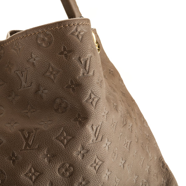 Louis Vuitton Monogram Empreinte Artsy MM (4107020)
