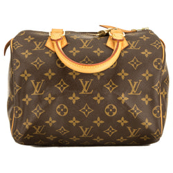 Louis Vuitton Monogram Speedy 25 (4116001)