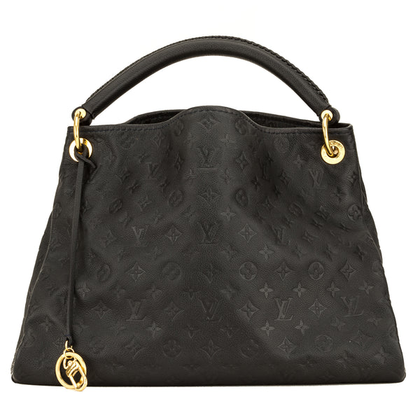 Louis Vuitton Black Monogram Empreinte Artsy MM (4116002)