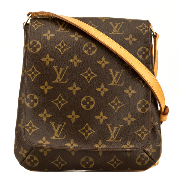 Louis Vuitton Monogram Musette Salsa Long Strap (4118009)
