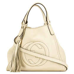 Gucci Beige Soho Small Hobo (4118028)