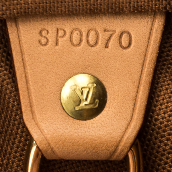 Louis Vuitton Monogram Montsouris MM Backpack (4127002)