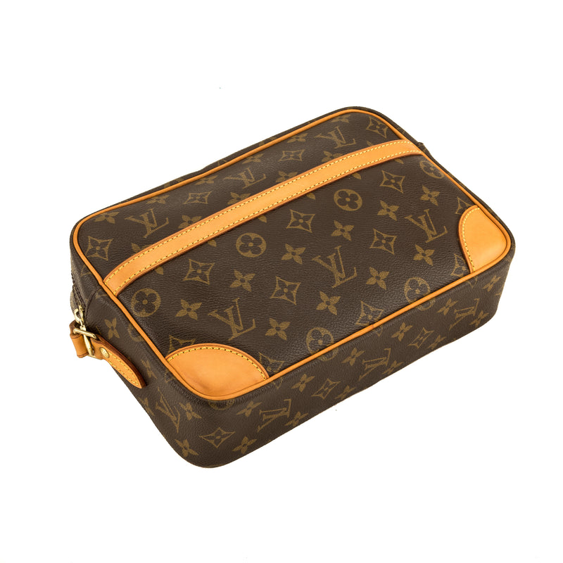 Louis Vuitton Monogram Trocadero 27 (4128014)
