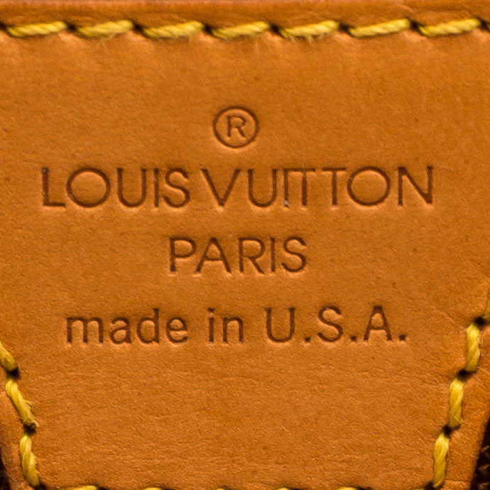 Louis Vuitton Monogram Ellipse PM (4128019)