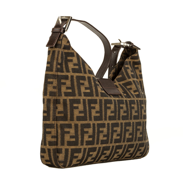Fendi Zucca Shoulder Bag (4130013)