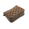 Louis Vuitton Damier Ebene Trousse Cosmetic Tote (4130015)
